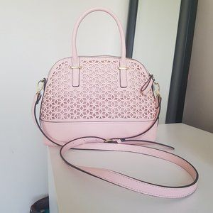 Blush Pink Merona Purse Detachable Shoulder Strap